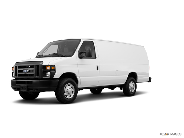 2013 Ford Econoline Cargo Van Vehicle Photo in Elyria, OH 44035