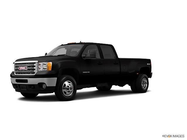 2013 GMC Sierra 3500HD Vehicle Photo in Spokane, WA 99207