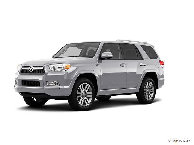 2013 Toyota 4Runner Vehicle Photo in Springfield, MO 65809