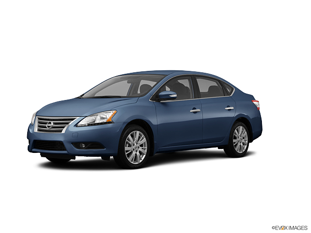 Used Car 2013 Graphite Blue Nissan Sentra Sl For Sale In Nc