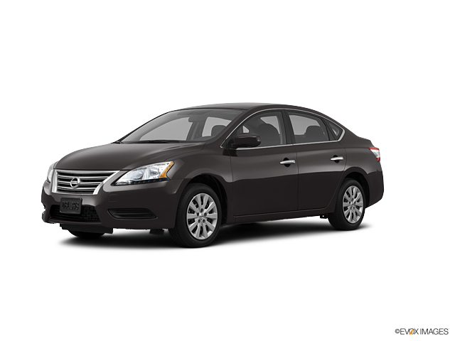 2013 Nissan Sentra Vehicle Photo in Albuquerque, NM 87114