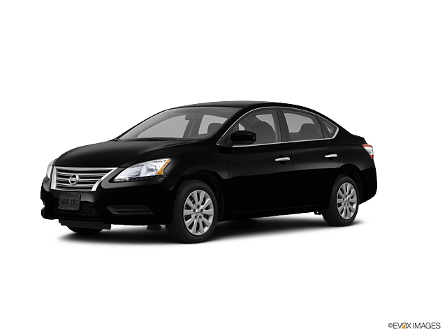2013 Nissan Sentra Vehicle Photo in Mission, TX 78572