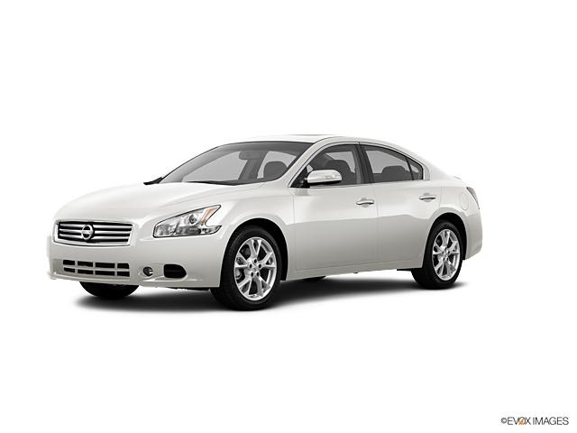Used Pearl White 2013 Nissan Maxima In Stockton Mataga Buick Gmc