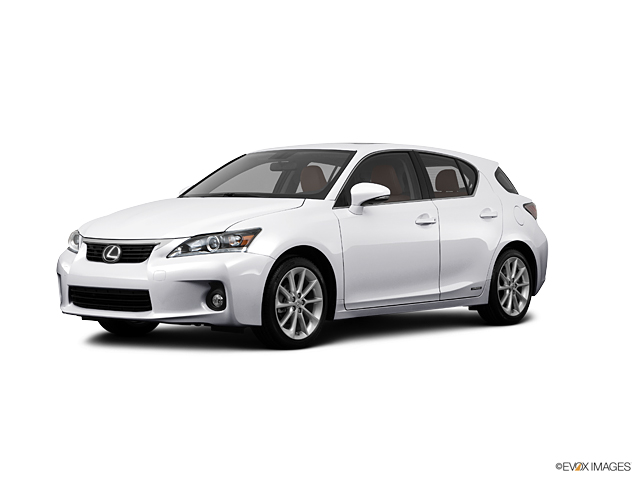 2013 Lexus CT 200h Vehicle Photo in Richmond, VA 23231