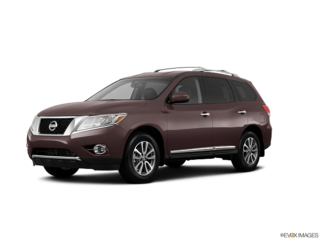 2013 Nissan Pathfinder Vehicle Photo in Knoxville, TN 37912