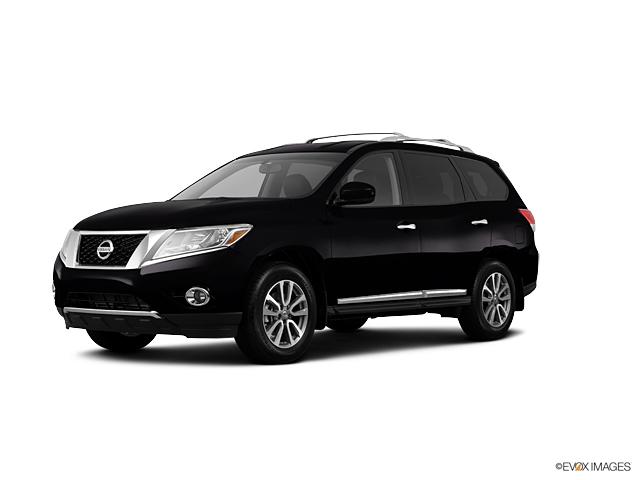 2013 Nissan Pathfinder Vehicle Photo in Williamsville, NY 14221