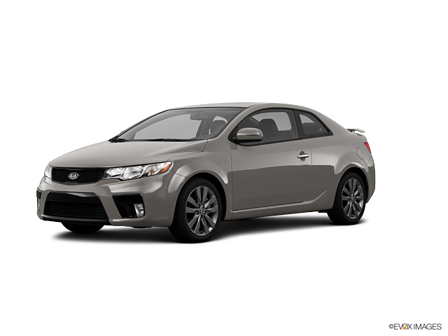2013 Kia Forte Koup Vehicle Photo in Casper, WY 82609