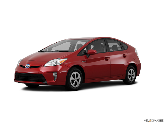 2013 Toyota Prius Vehicle Photo in Colorado Springs, CO 80920