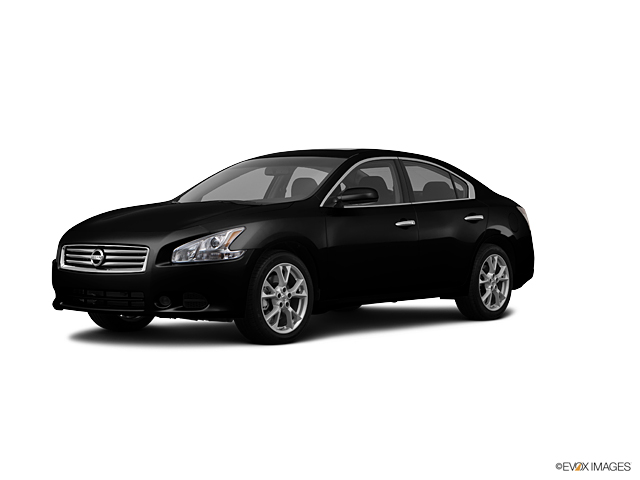 Norman Super Black 2013 Nissan Maxima Used Car For Sale G1001b