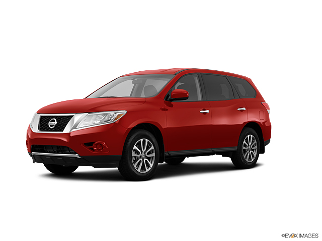 2013 Nissan Pathfinder Vehicle Photo in Houston, TX 77546
