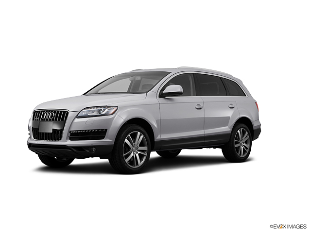 2013 Audi Q7 Vehicle Photo in Willow Grove, PA 19090