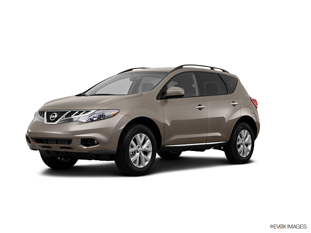 2013 Nissan Murano Vehicle Photo in Decatur, IL 62526