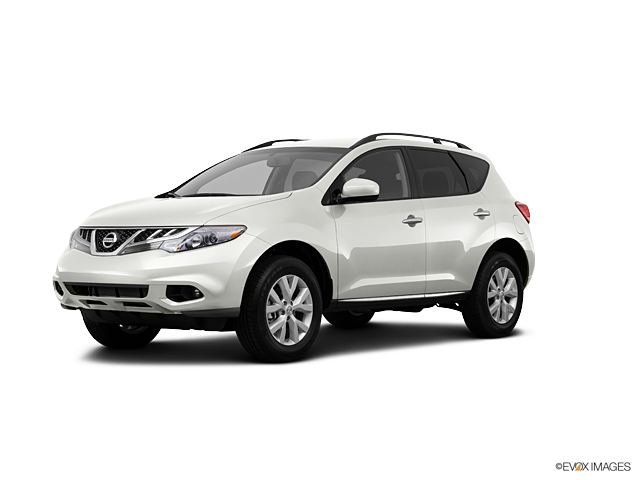 2013 Nissan Murano Vehicle Photo in Vincennes, IN 47591