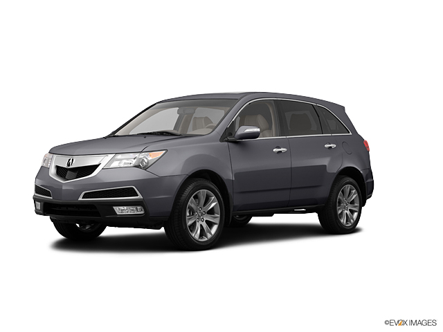 2013 Acura MDX Vehicle Photo in Austin, TX 78759
