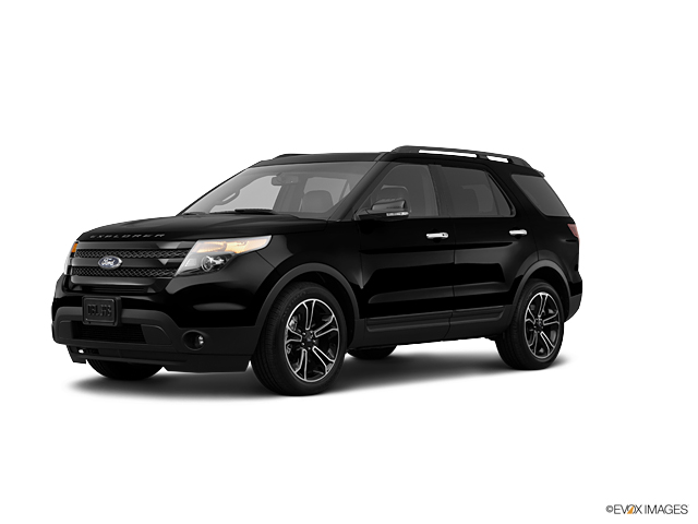 2013 Ford Explorer Vehicle Photo in Odessa, TX 79762