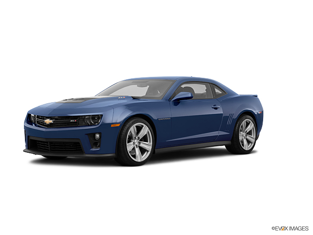 2013 Chevrolet Camaro Vehicle Photo in Plainfield, IL 60586-5132