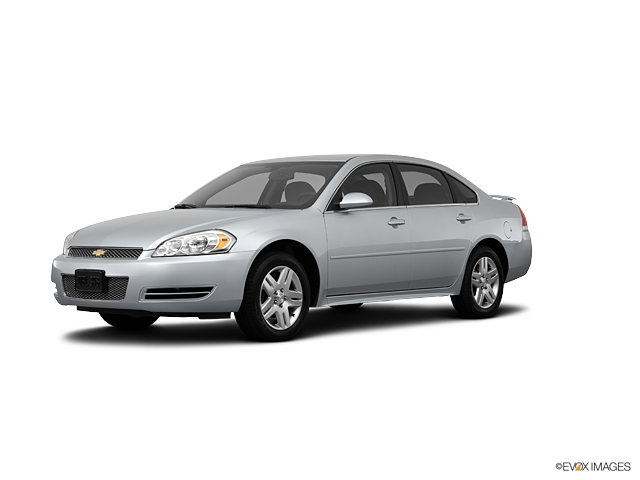 2013 Chevrolet Impala Vehicle Photo in Ellwood City, PA 16117
