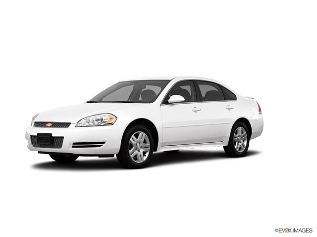 2013 Chevrolet Impala Vehicle Photo in Akron, OH 44320