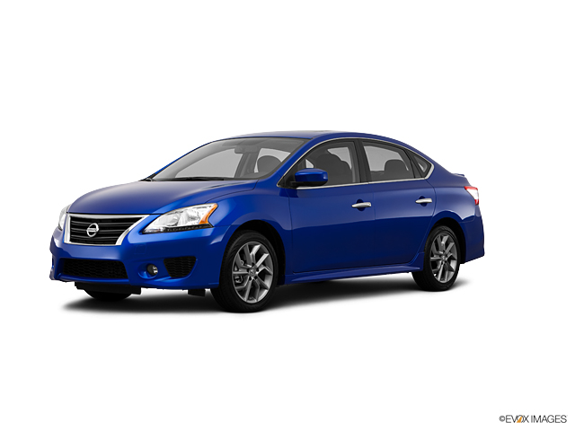 2013 Nissan Sentra Vehicle Photo in Wesley Chapel, FL 33544