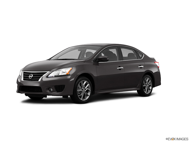 2013 Nissan Sentra Vehicle Photo in Tuscumbia, AL 35674