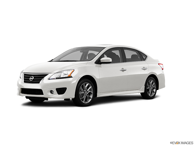 2013 Nissan Sentra Vehicle Photo in Madison, WI 53713