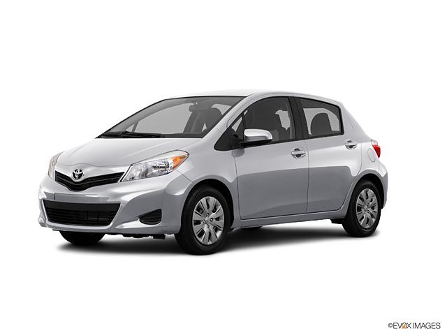 2013 Toyota Yaris Vehicle Photo in Anaheim, CA 92806