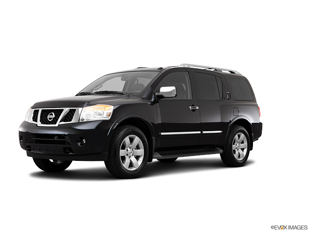 2013 Nissan Armada Vehicle Photo in Casa Grande, AZ 85122