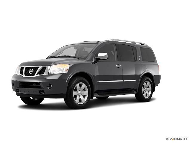 2013 Nissan Armada Vehicle Photo in San Antonio, TX 78209