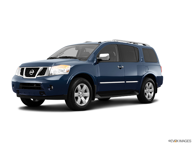 2013 Nissan Armada Vehicle Photo in Mission, TX 78572