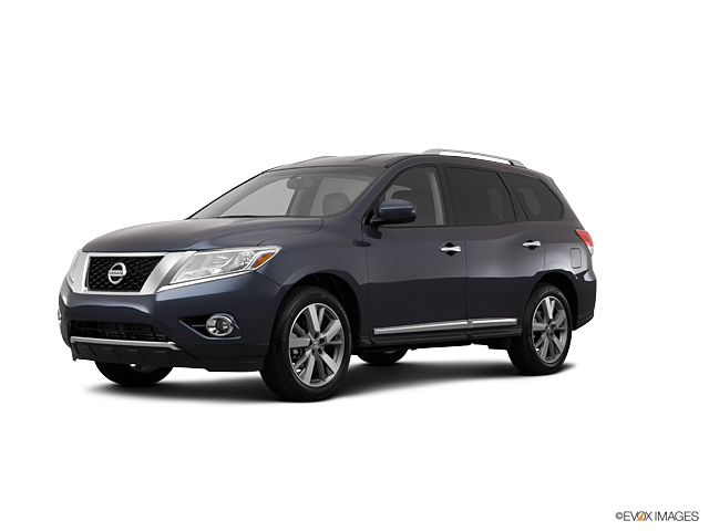 2013 Nissan Pathfinder Vehicle Photo in Spokane, WA 99207