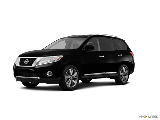 2013 Nissan Pathfinder Vehicle Photo in Midlothian, VA 23112