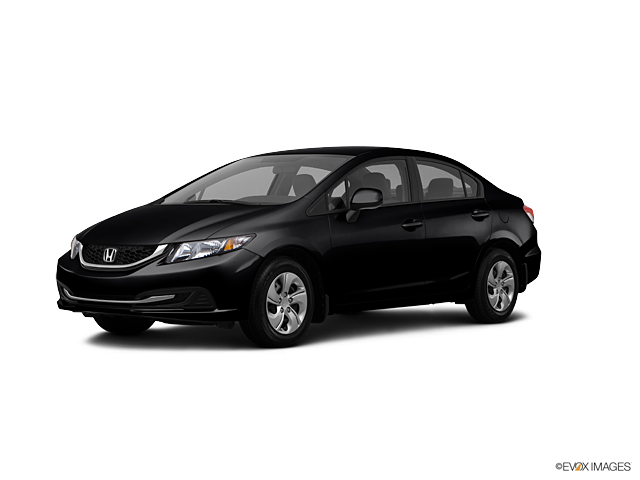 2013 Honda Civic Sedan Vehicle Photo in Van Nuys, CA 91401