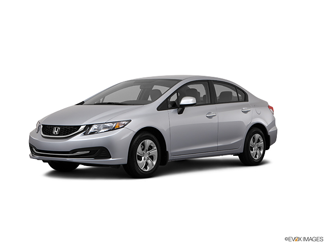2013 Honda Civic Sedan Vehicle Photo in Henderson, NV 89014