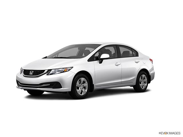 2013 Honda Civic Sedan Vehicle Photo in Moultrie, GA 31788