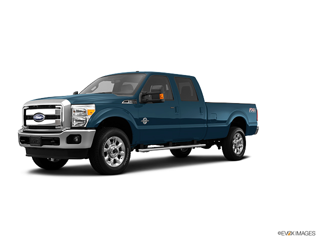2013 Ford Super Duty F-350 SRW Vehicle Photo in Colorado Springs, CO 80905