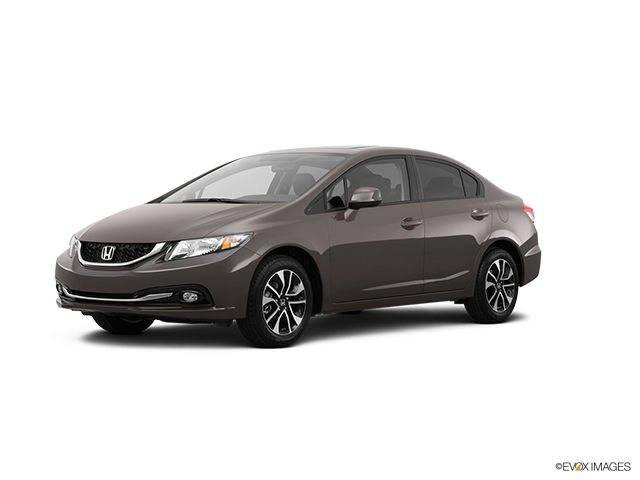 2013 Honda Civic Sedan Vehicle Photo in Gainesville, GA 30504