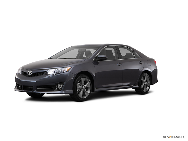 2013 Toyota Camry Vehicle Photo in Casper, WY 82609