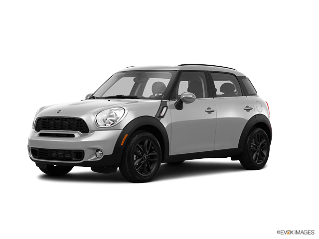 2013 MINI Cooper S Countryman Vehicle Photo in Rockville, MD 20852