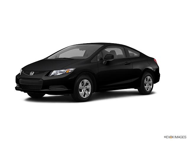 2013 Honda Civic Coupe Vehicle Photo In Tucson, AZ 85711