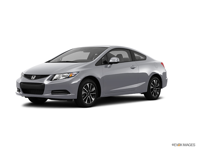 2013 Honda Civic Coupe Vehicle Photo in Cary, NC 27511