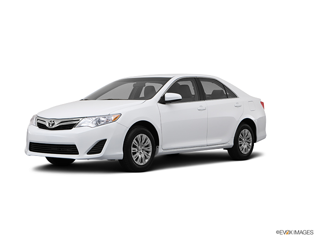 2013 Toyota Camry Vehicle Photo in Greensboro, NC 27405