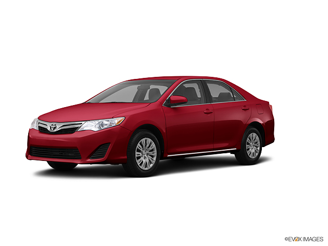 2013 Toyota Camry Vehicle Photo in Portland, OR 97225