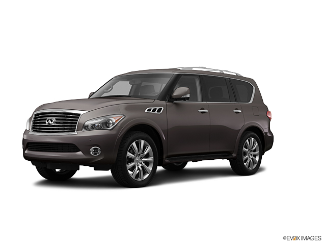 2013 INFINITI QX56 Vehicle Photo in Charlotte, NC 28269