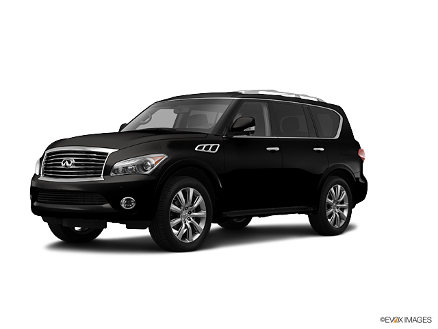 2013 Infiniti Qx56 Suv In Black Obsidian Available In West Chester