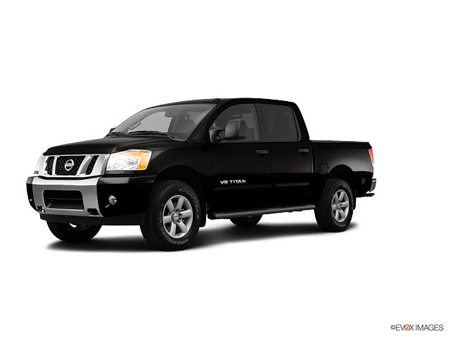 2013 Nissan Titan Vehicle Photo in Portland, OR 97225