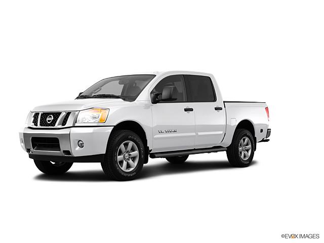2013 Nissan Titan Vehicle Photo in Kernersville, NC 27284