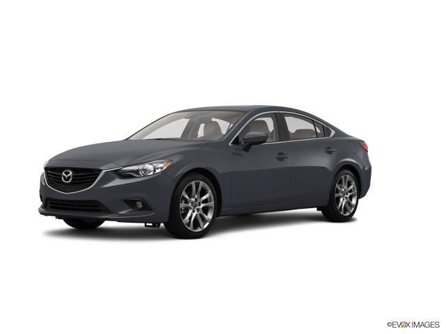2014 Mazda Mazda6 Vehicle Photo in San Antonio, TX 78254