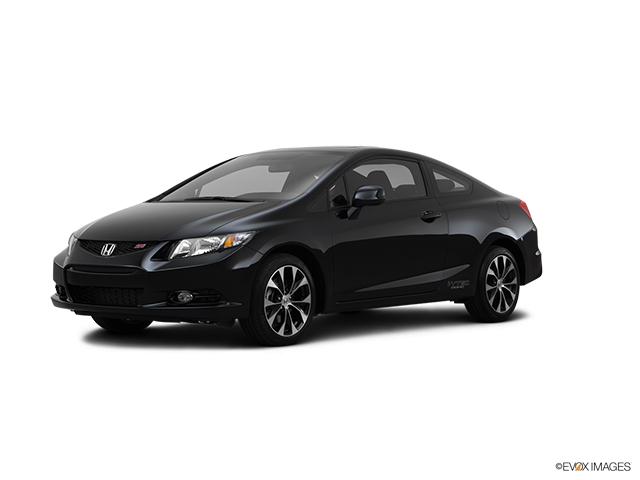 2013 Honda Civic Coupe Vehicle Photo in Duluth, GA 30096