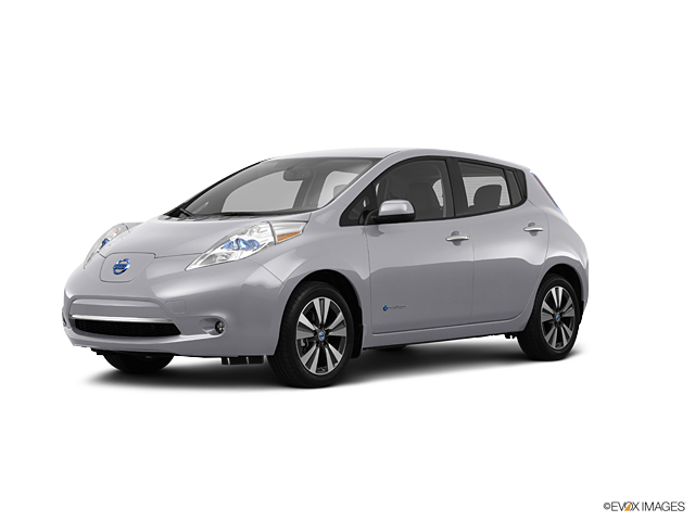 2013 Nissan LEAF Vehicle Photo in Novato, CA 94945