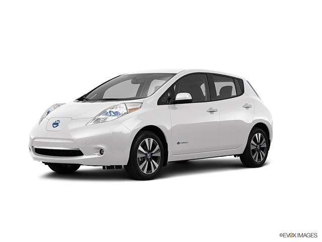 Seattle Glacier Pearl 2013 Nissan Leaf Used Car For Sale 281954b